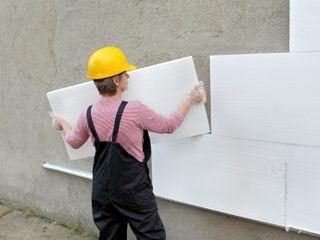Izolarea termica a fasadelor.Rapid ,calitativ si la cele mai accesibile preturi.
