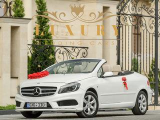 Automobile in chirie pentru evenimente !!!