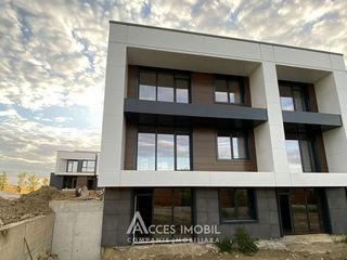 Cottage Residence! TownHouse în 3 niveluri! str. Bucovinei. Variantă sură!