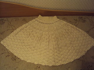Продам юбки вязаные ручной работы