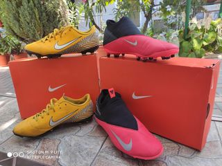 Nike phantom vsn 2 club df fg/mg+ in cadou nike jr vpr 12 academy gs njr fg/mg