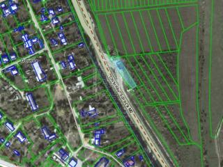 Se vinde Statie Peco - functionala + teren pentru constructie, s. Peresecina r-ul Orhei. id 2071