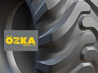 Шины  для сельхоз и спец техники - ozka (турция)