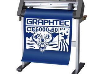 Режущий плоттер Graphtec CE5000-60 с контурной резкой