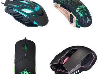 Игровые мышки с гарантией! Razer, Marvo, Fury, HyperX
