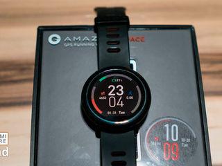 Ceasul inteligent Amazfit Pace - creat pentru oameni activi ca tine!