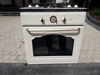 Cuptor de bucătărie incorporabil + plită cu gaz incorporabilă