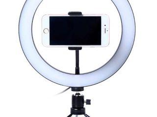 Кольцевая  лампа  LED Ring  26 см.