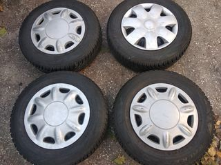 R 14.  ,4-100.Dacia .Toyota Corolla. Yaris.Fiat.Renault.VW