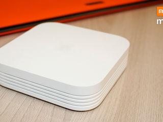 încearcă toate posibilităţile inovaţiei cu Xiaomi Mi TV Box 3S PRO!