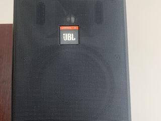 JBL Control 25 и SUB6