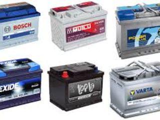 Aккумуляторы/acumulatoare-«Varta»«Bosch»«Exide»«Yuasa» «Tab»«Gigawat» !Livrare!Дocтавка!
