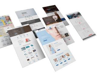 Разработка лендингов, сайтов и интернет магазинов под ключ!
