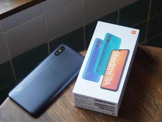 Xiaomi Redmi 9A со скидкой до -20%! Доставка бесплатно!