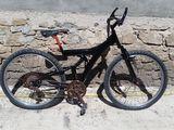 Bicicleta sportiva vind.