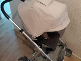 Продам фирменную коляску в очень хорошем состоянии!