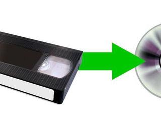 Оцифровка-перезапись видеокассет на DVD.Восстановление  фотографий