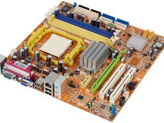 AM2 Foxconn 6100M2MA -гарантиия