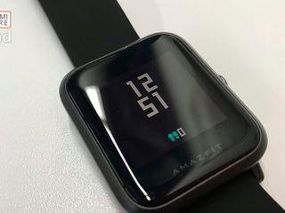 Умные часы Amazfit Bip – твой партнер по фитнесу