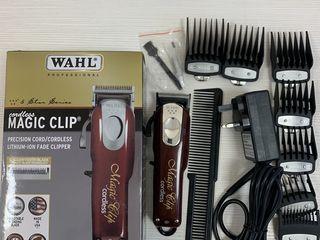 Wahl Magic Clip cord/cordless