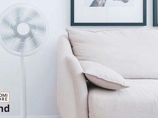 Mijia DC - это вентилятор нового поколения, без которого нельзя обойтись в жаркие дни.