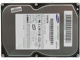 "HDD Samsung 80Gb 3,5"" = 150 лей."