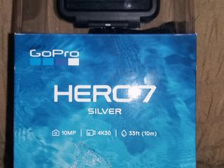 GoPro Hero 7 silver ++