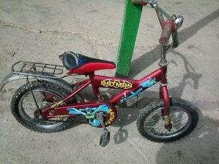 Vind bicicleta in stare medie