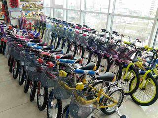 Biciclete pentru copii de la 1265 lei! In magazinele  TOYLAND!