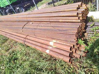 Трубы стальные водогазопроводные / Tevi pentru retele de apa si gaz