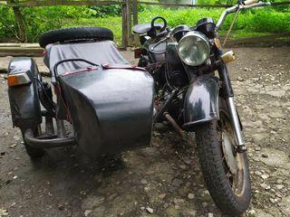 Продается дом, мотоцикл