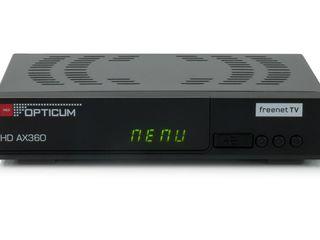 Receptoare DVB-T2 H.265 pentru TV digital. 2 ani de garantie.
