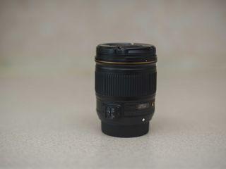 Nikon 28mm 1.8 G N
