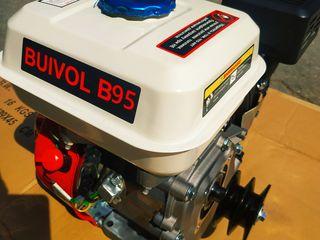 Motor cu şchiv Buivol B95 7 cai putere benzin cu garantie 1 an si cu livrare gratuita
