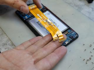 Samsung Galaxy A21s, Nu se încarcă smartphone-ul-Luăm, reparăm, aducem !!!