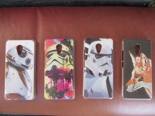Новые чехлы для Meizu - серия Star Wars!