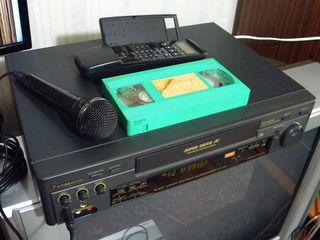 Шестиголовочный Panasonic NV-HD750 HI-FI stereo, karaoke.