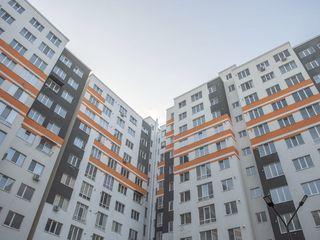 Vânzare apartament 2 odai, Basconslux, Sprîncenoaia, varianta albă, 40 400€