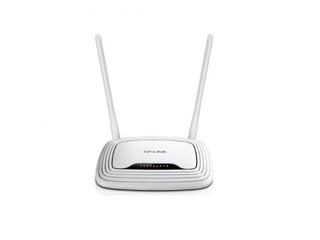 Router wi-fi tp-link tl-wr842n 300 mbit/s nou (credit-livrare)/ wifi роутер tp-link tl-wr842n 300 мб