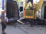 вывоз  строительного  мусора подьём стройматерьялов..