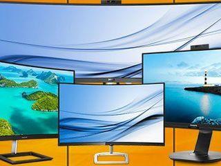 Philips - новые крутые мониторы !!!