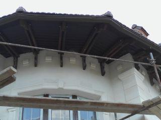 Установка крыш любой сложности и водосточные системы. Расчёт доставка материала acoperis.