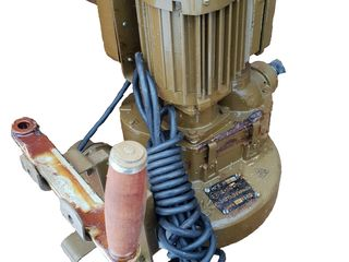 Малогабаритный вентилятор МГВ с электродвигателем