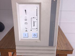 UPS Masterguard 1000 Для котлов на твёрдом топливе( дрова, уголь) и газовых котлов. Чистый синус