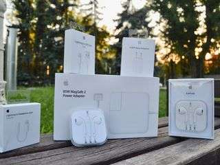 Apple EarPods, зарядки для Iphone incarcator charger lighting to USB cable ipad original accesorii