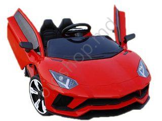 Masina electrica Macaca Lambo EC05 red`