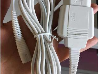 Зарядное устройство электробритвы braun, шнур 5497 ЕС