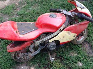 Honda minibike