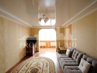 Apartament cu încălzire autonomă în chirie, sect. Buiucani, 1 cameră, 250 euro!!!