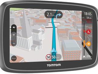 Tomtom go 5100 5 (безграничное обновление карт и программного обеспечения) europe. credit!